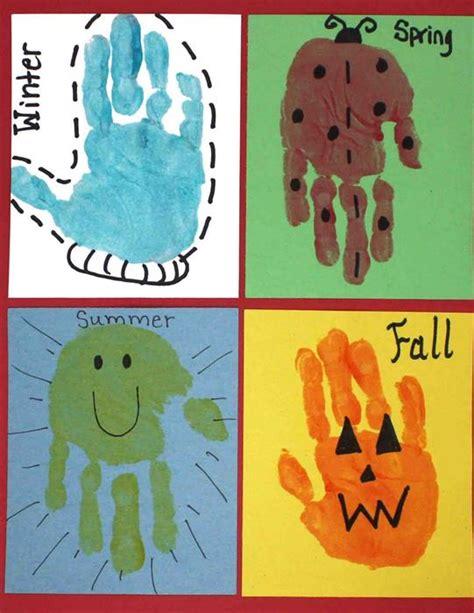 pre k craft ideas handprint and footprint projects for preschool
