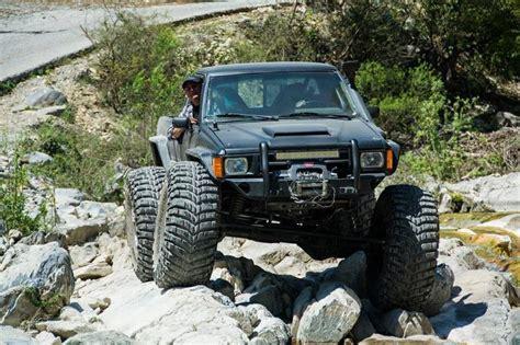 Toyota Of Rock Toyota Rock Crawler Build Warrior Built Foundation 2017