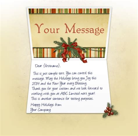 Electronic Thanksgiving Cards For Business