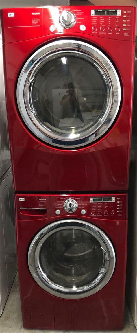 combo lavadora  secadora lg carga frontal  sale  coral gables fl offerup