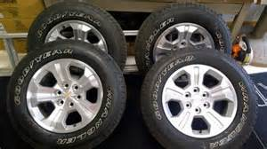 6 Lug Chevy Truck Wheels For Sale 2014 Chevy Gmc 6 Lug 18 Tire Wheel For Sale In South