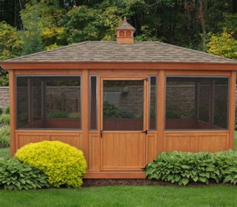screen house gazebo gazebo screen room enclosure rectangle gazebo screen room