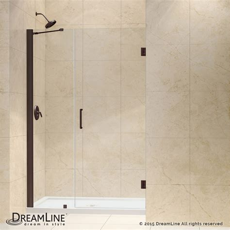 Unidoor Shower Door Unidoor Hinged Shower Door