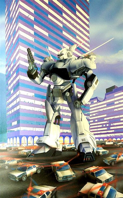 big robot big robot airbrush painting by christopherhillman on deviantart