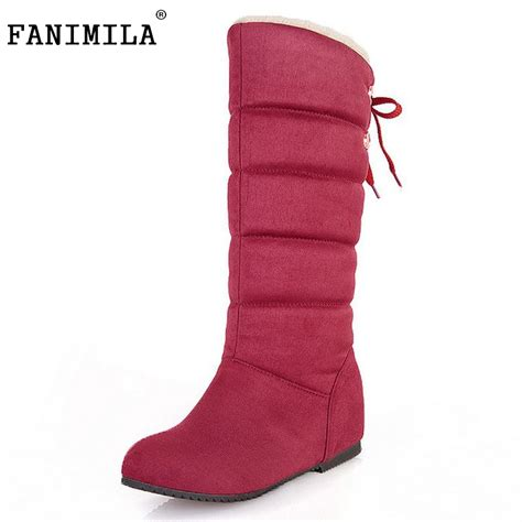 Boots Boots Winter Boots 45 size 32 45 new boots russia keep warm outdoor boots s fur boots winter