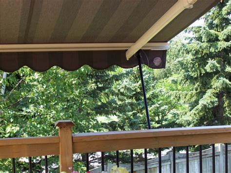 awning supports awning support brace reviews from awning assist