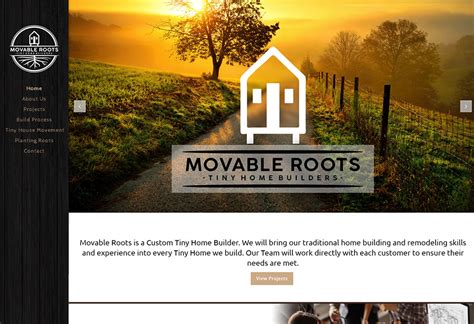 tiny house design challenges and changes tiny roots harvest web design your leading melbourne florida web