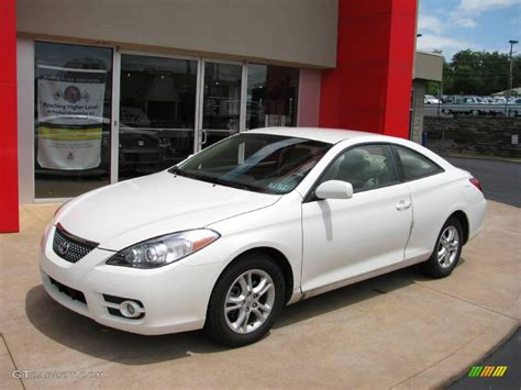 2007 Toyota Solara Coupe 2007 Toyota Solara Ii Coupe Pictures Information And