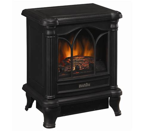 Amish Electric Heaters Fireplace by Black Amish Freestanding Electric Mantle Stove Fireplace