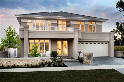 The Montauk House by The Montauk Htons Style Home Perth Webb Brown Neaves