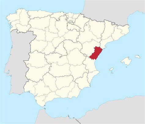 castellon spain province of castell 243 n