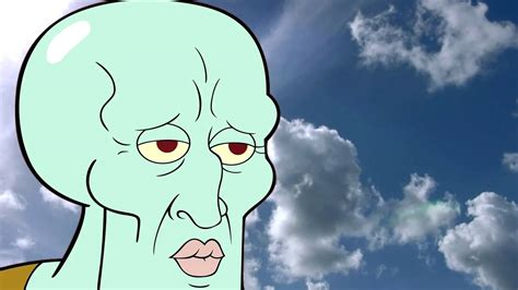 share the post a kay handsome hd wallpapers handsome squidward youtube best squidward handsome face