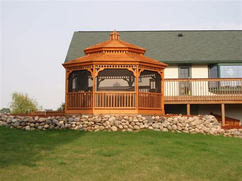 gazebo attached to house awesome gazebo attached to house 12 pictures building plans online 80674