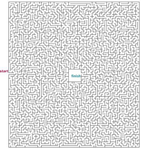 Promo Maze Angka New mazes to print escape mazes