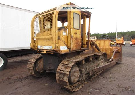 Dresser Heavy Equipment by Dresser Dozer