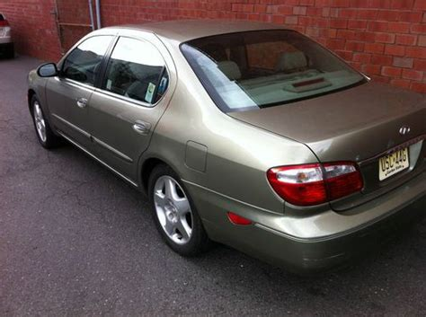 find used 2000 infiniti i30t 4 door chagne color
