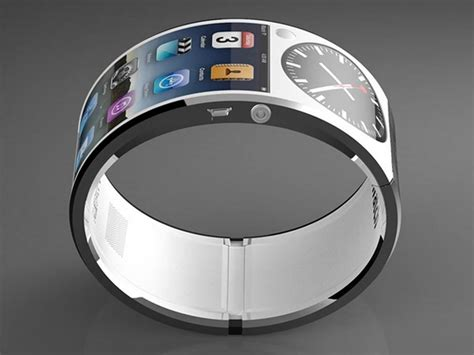 iwatch layout on iphone wordlesstech apple s iwatch concept by james ivaldi