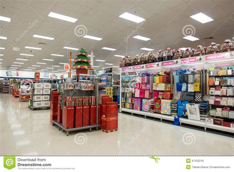 christmas decorations big w superstore editorial photo