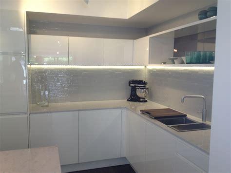 Small Tiles For Kitchen Backsplash glass splashback gallery affordable german kitchens
