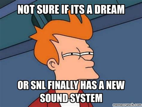 Memes With Sound - snl sound system 9