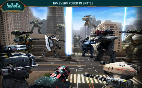 war apk walking war robots apk v2 4 0 mod unlimited ammo for android apklevel
