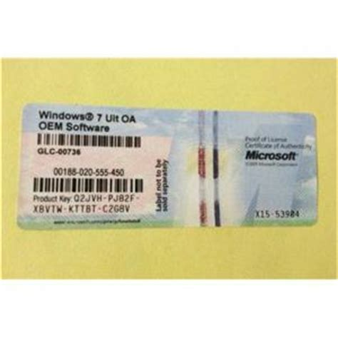 Touchscreen Maxtron Mg New 8a windows product key sticker for windows 7 ultimate oem