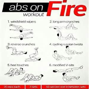 Ab Workout Ab Workout Self Improvement