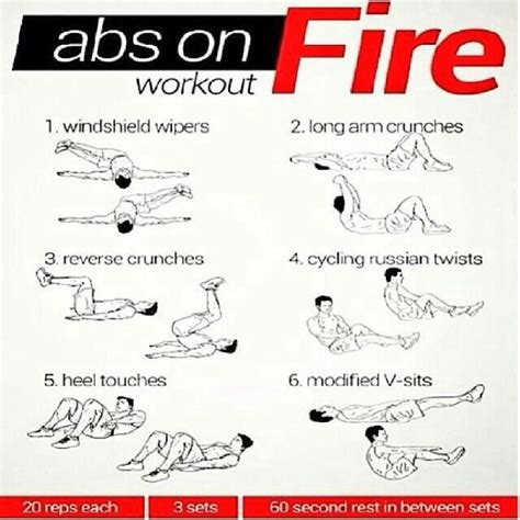 ab workout self improvement