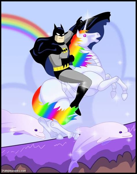 Gay Unicorn Meme - birthday batman gay unicorn blank template imgflip