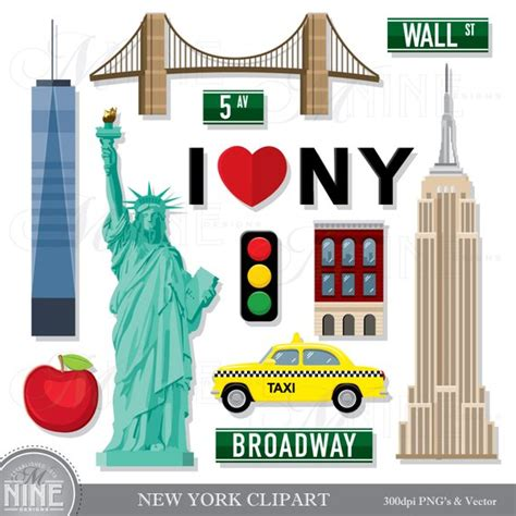 new york clip new york clip new york theme clipart new york