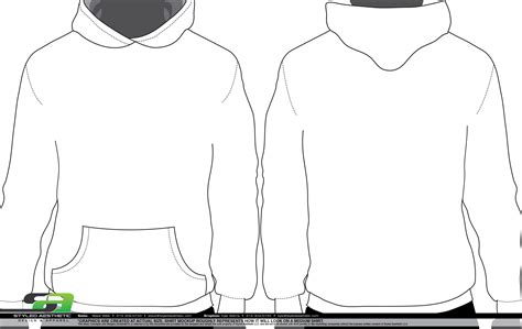 hoodie template hoodie template vector templates data