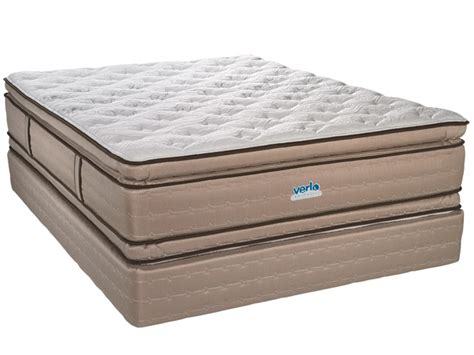 v5 pillowtop mattress double sided verlo mattress