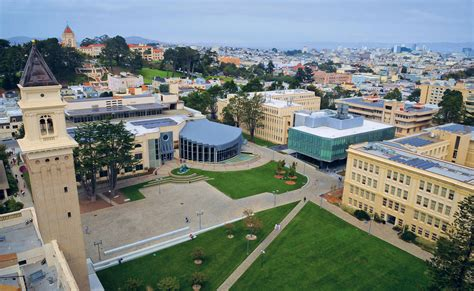 Univ Of San Francisco Mba by Of San Francisco Kommer Til Oslo Study
