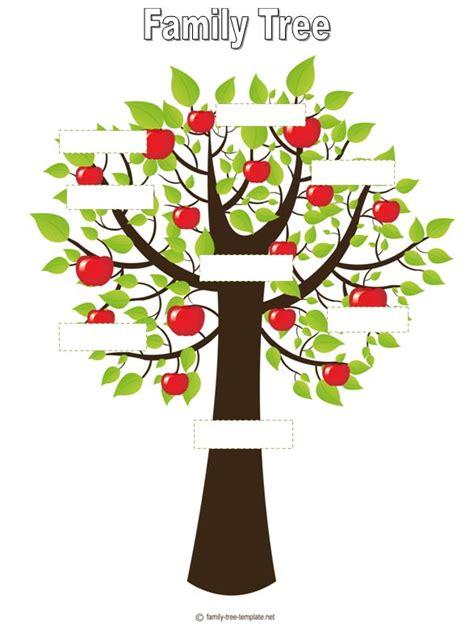 family tree project printable οικογενειακό δέντρο είμαι παιδί