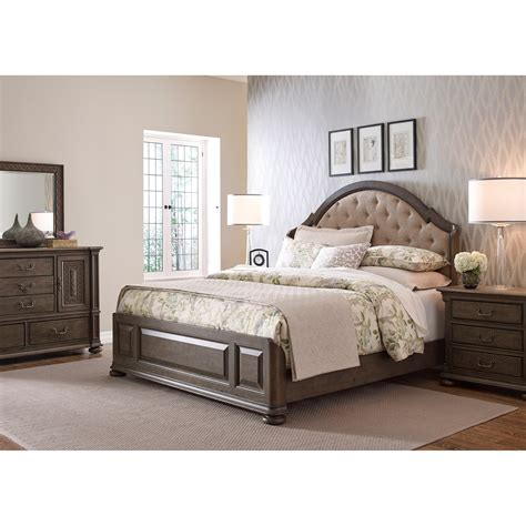 kincaid bedroom furniture kincaid furniture greyson king bedroom group hudson s