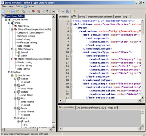 tutorial web service delphi web services another wsdl importer for delphi stack