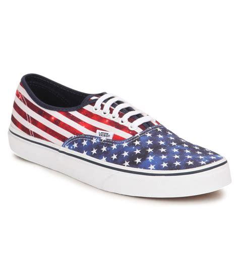 vans colors vans authentic sneakers multi color casual shoes buy