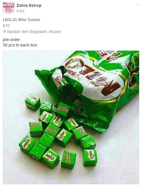 Milo Energy Cube 10 Pcs Snack Milo Bestseller milo cubes are using social media to sell these bite sized snacks s health singapore