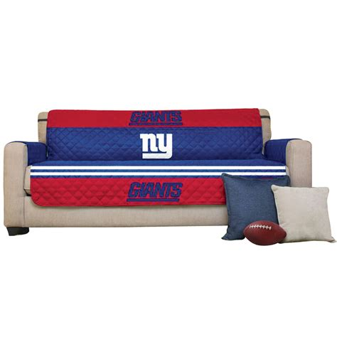 nfl couch nfl team logo furniture cover by collections etc
