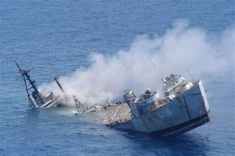 A Sinking Boat barefeet evangelism evolution a sinking ship