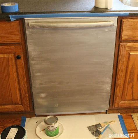 spray painting kitchen appliances 25 best ideas about stainless steel paint on