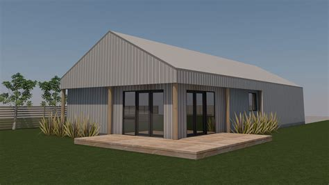 Liveable Sheds by Home Www Barnkit Nz