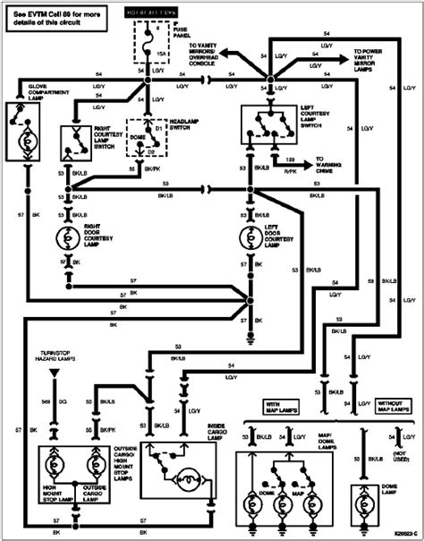 ford dome light wiring diagram wiring diagram with