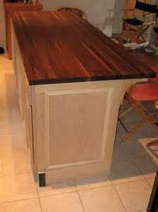 Diy kitchen island from cabinets diy kitchen island cabinet