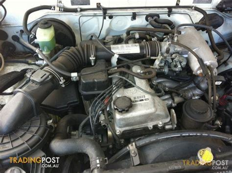 Toyota Hilux Engine Number Location Toyota Hilux 2004 Rzn 149 2 7lt Engine For Sale In