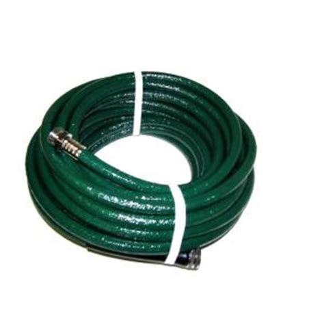 Garden Hose Disconnect Home Depot Contractor S Choice 1 2 In Dia X 100 Ft Industrial