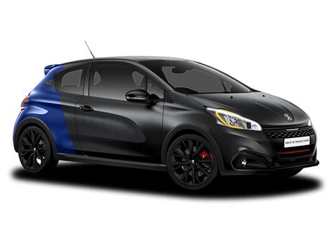 peugeot pay monthly new 18 peugeot 208 1 6 thp gti by peugeot sport 3dr