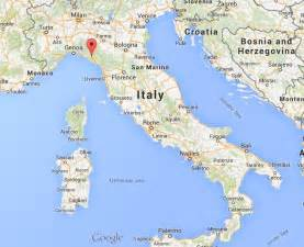 La Spezia Italy Map by Where Is La Spezia On Map Of Italy World Easy Guides