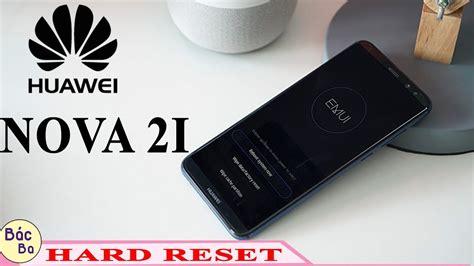 huawei pattern password how to hard reset huawei nova 2i remove pattern pin