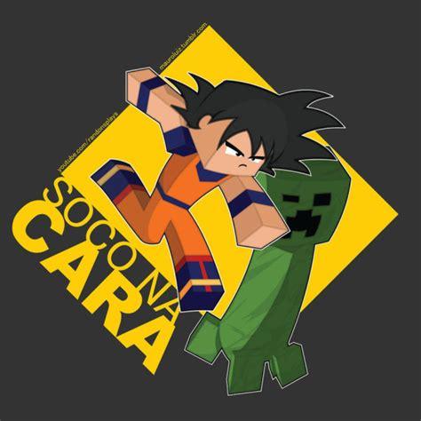 Goku Wallpaper Craft   mangacraft 2 minecraft fr